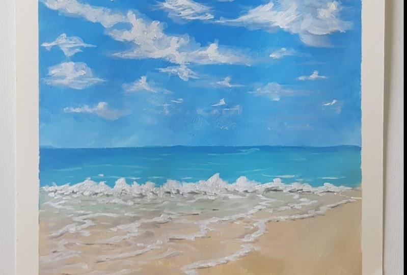 Aidan's Beach Project