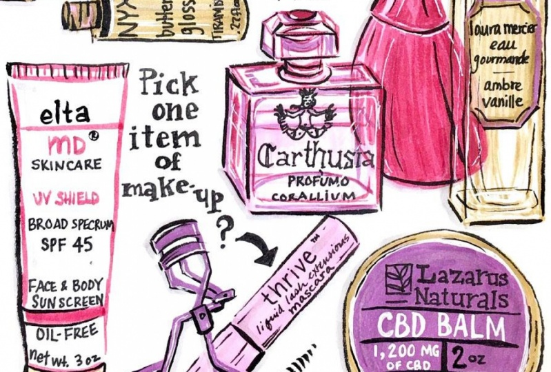 Illustrated Journaling: 14 Days of Prompts