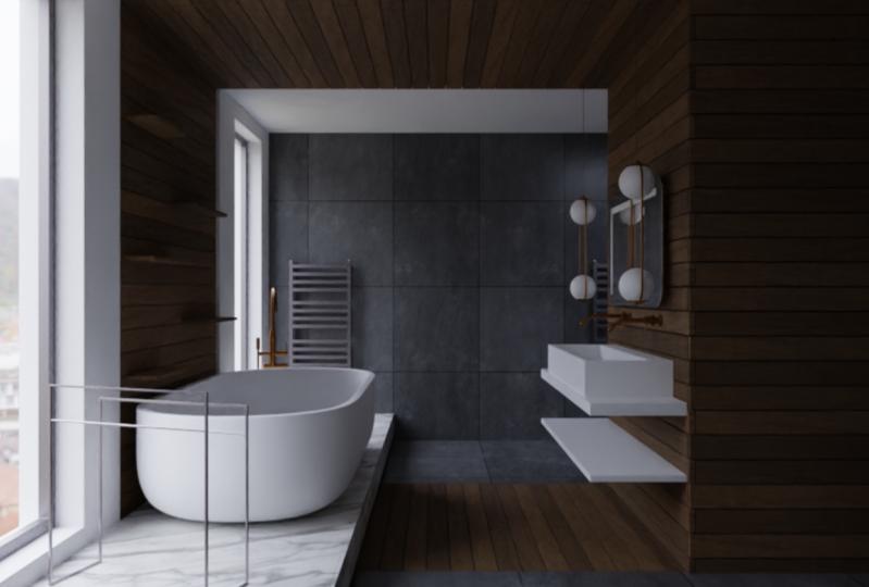 Bathroom Test