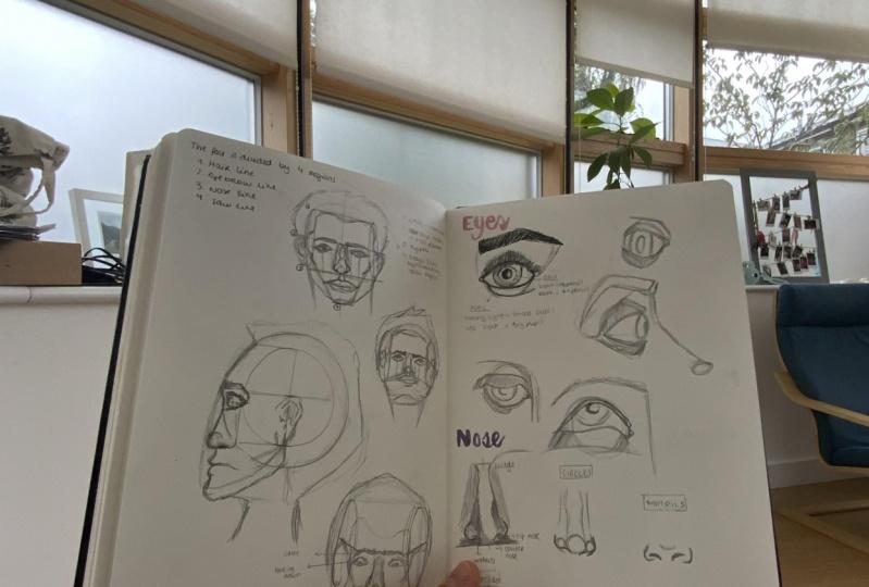 Learning portraits
