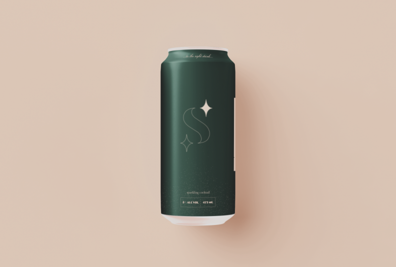 Second Star: Sparkling Cocktail - Beverage Brand
