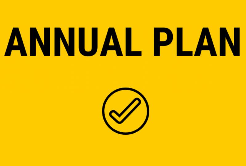 My Annual Plan