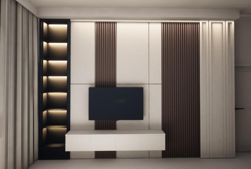 WIP Master Bedroom