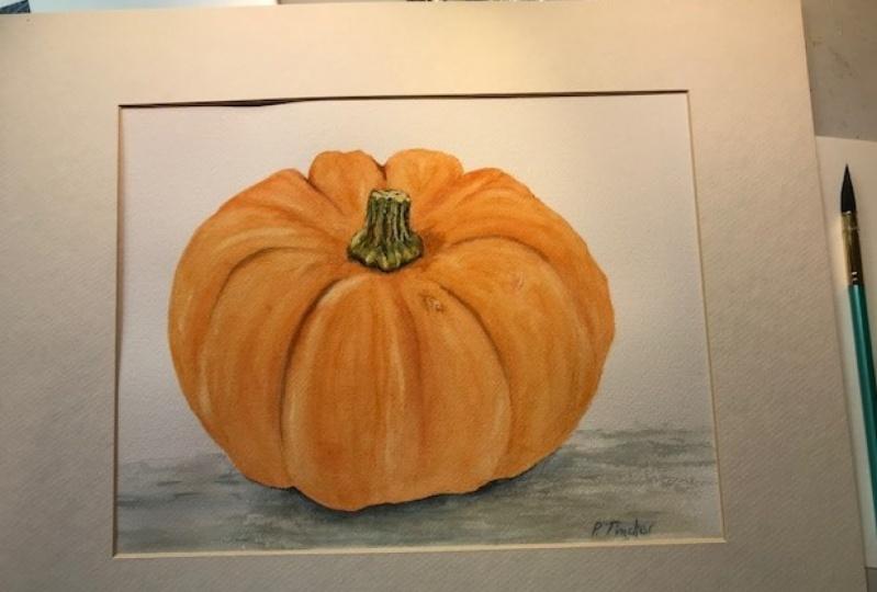 Pumpkin Theodora Gould