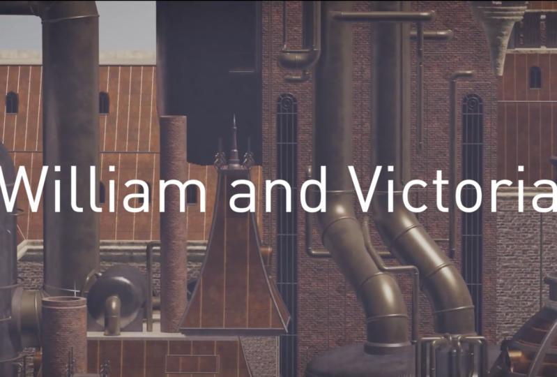 William and Victoria