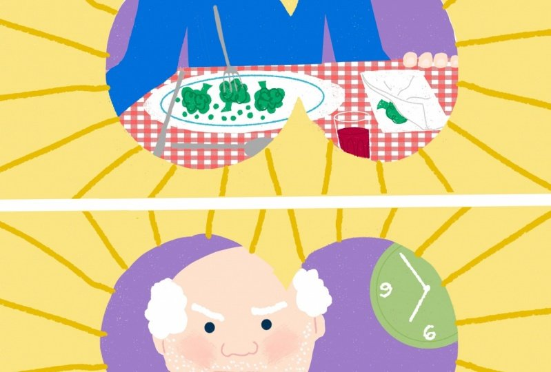 Pasta Binoculars