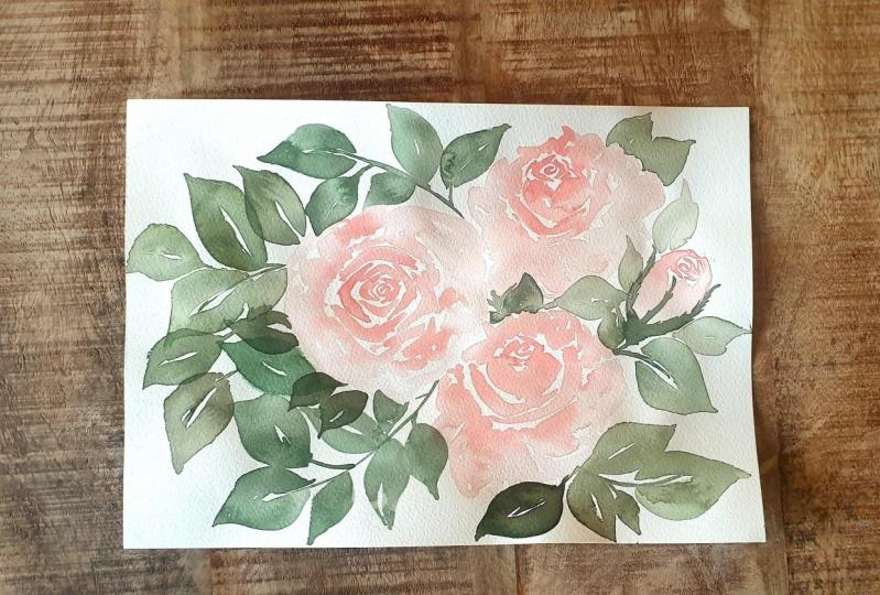 Proyecto final Clase de Rosas