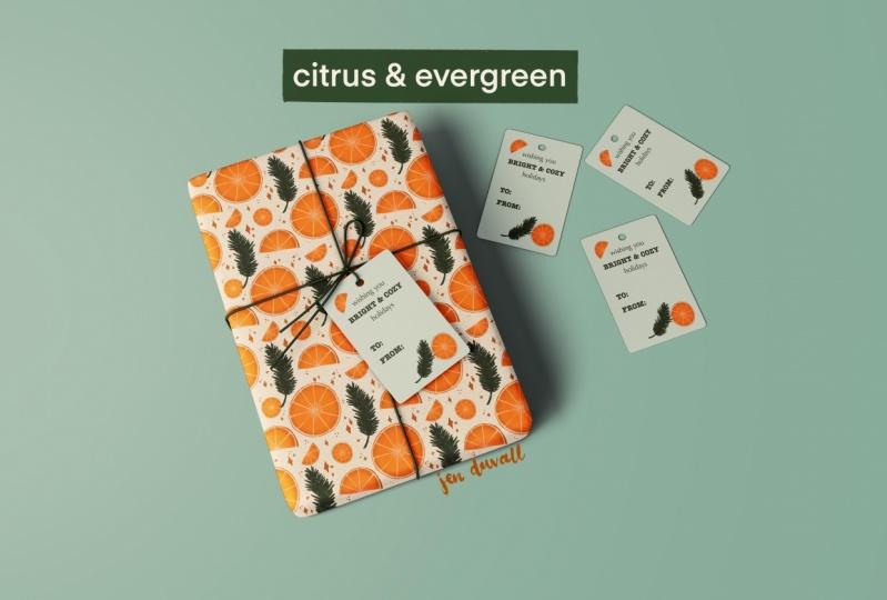 Citrus & Evergreen