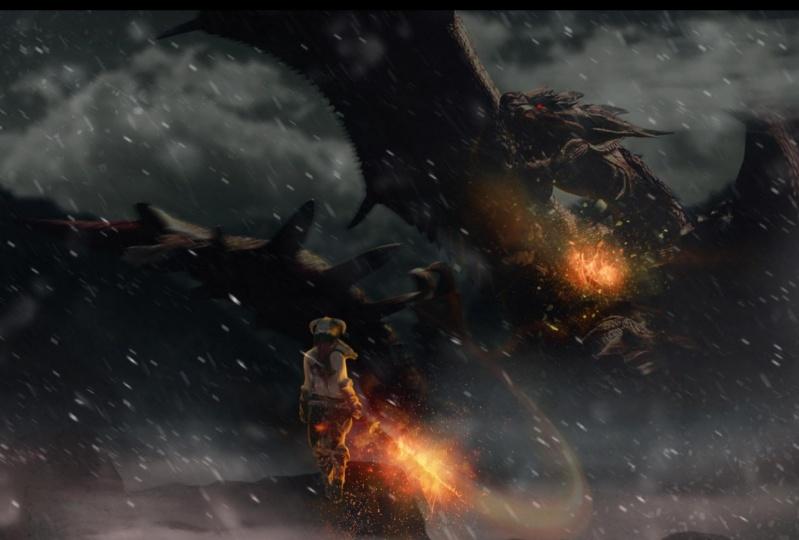 Dragon Hunter Composite