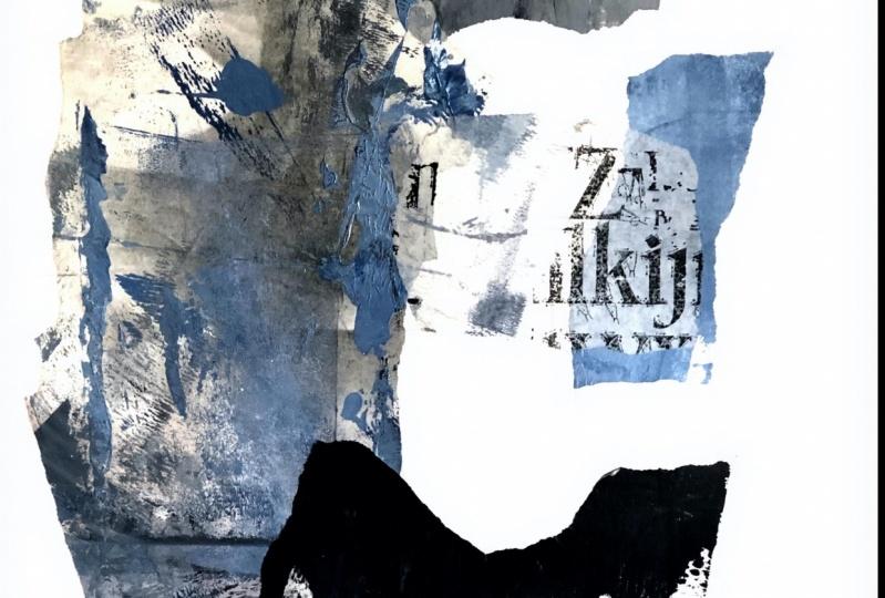 Deli Paper Collage