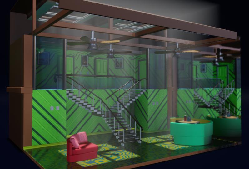 Club Diorama