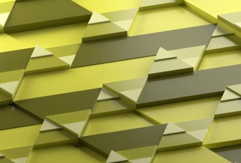 Triangle Loop Animation