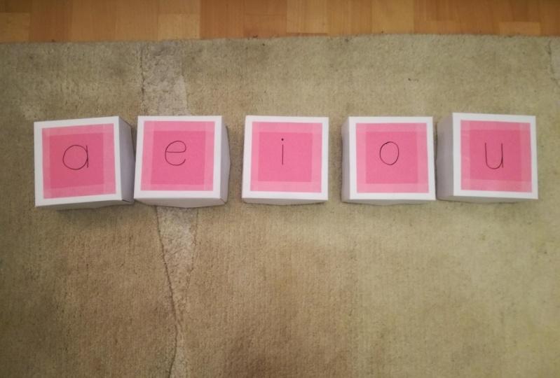 pink series