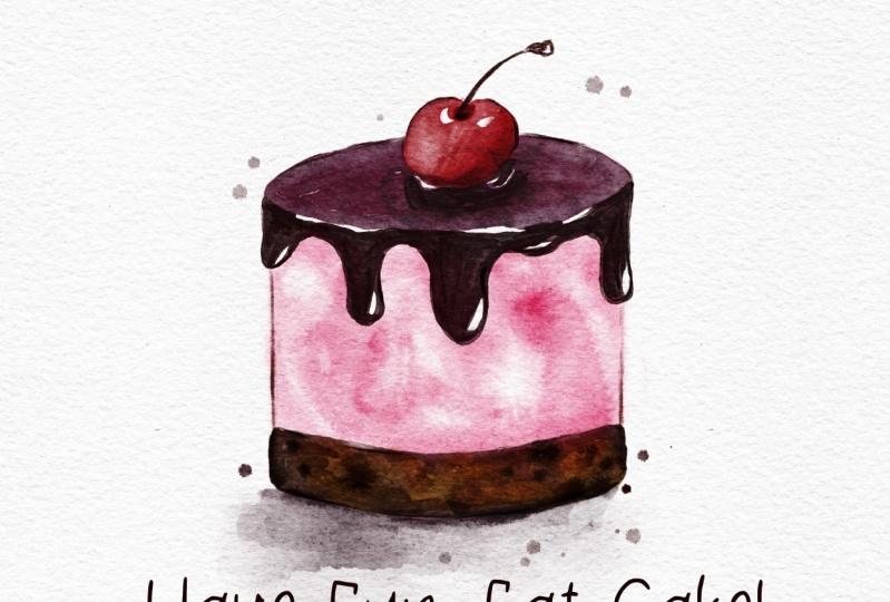 Have Fun, Eat Cake!