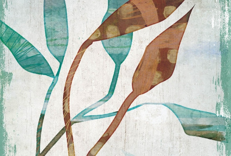 Digital & Traditional Mixed Media Art for art licensing