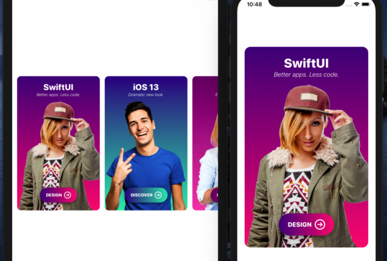 Learn by Doing: Create an awesome iOS card app with SwiftUI