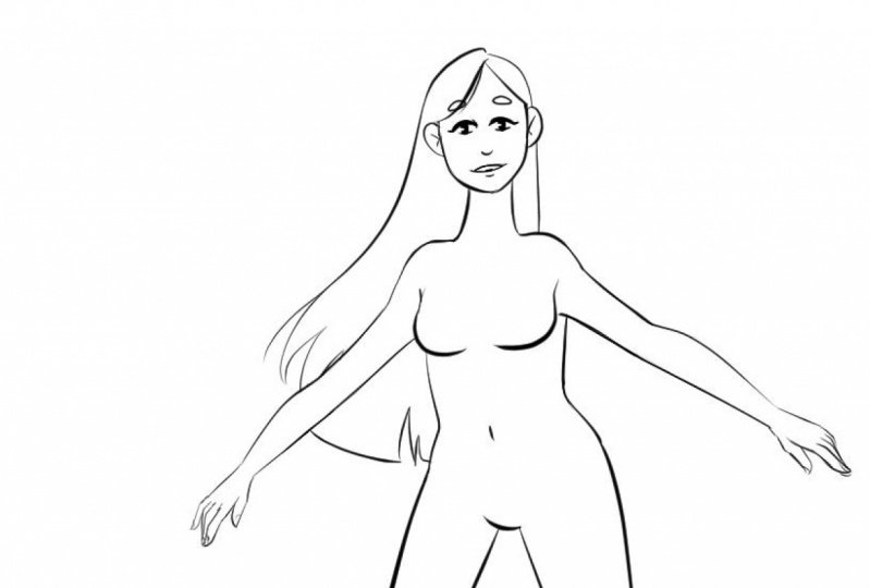 Creating A Figure Drawing Character!