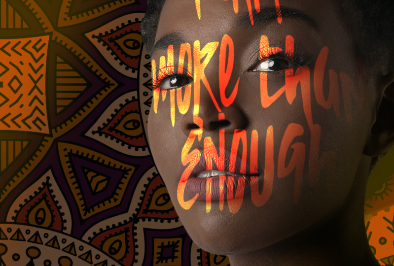 """""""I am more than enough"""" project"""