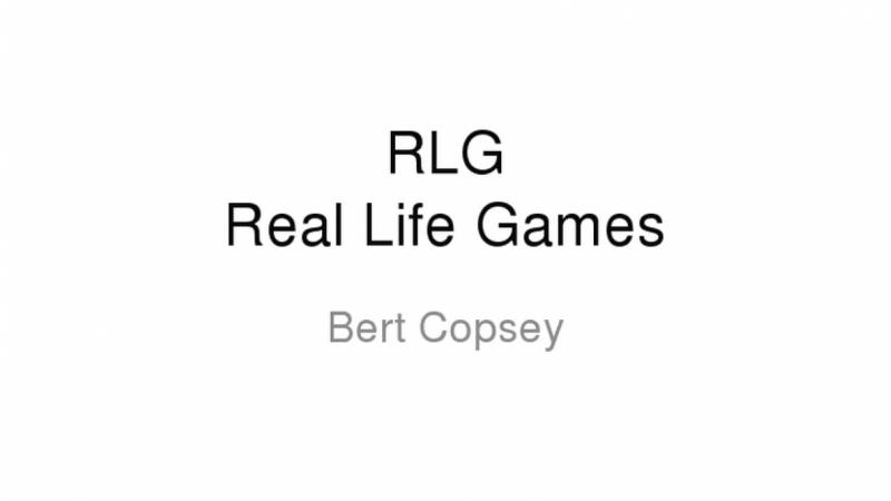 RLG - Real Life Games