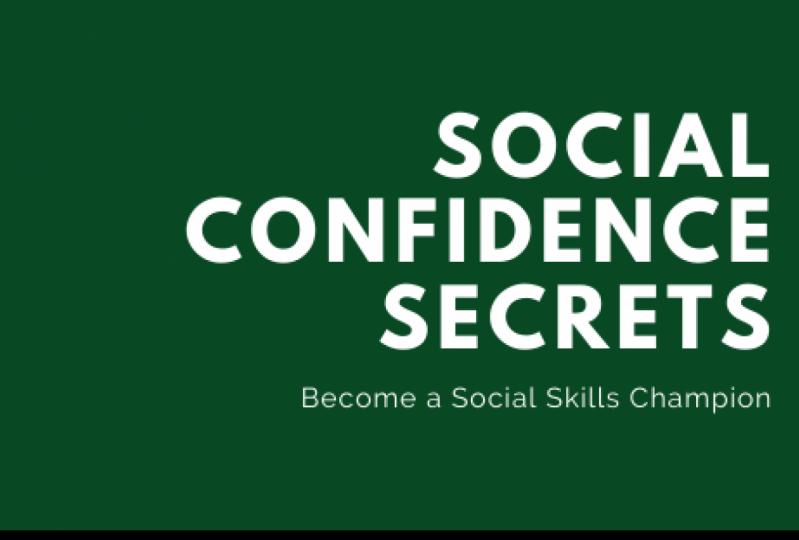 Engaging Content Ideas For Social Confidence Secrets