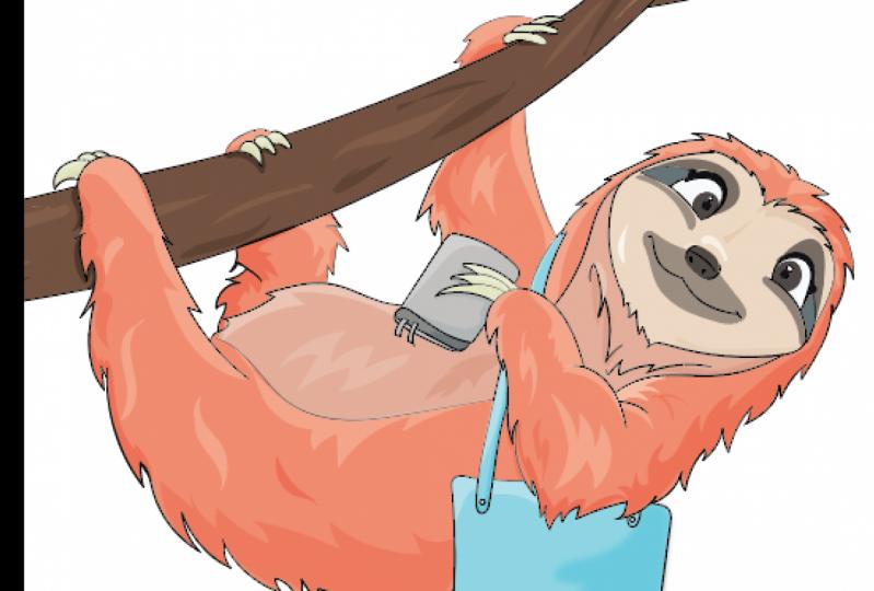 Pinky Sloth