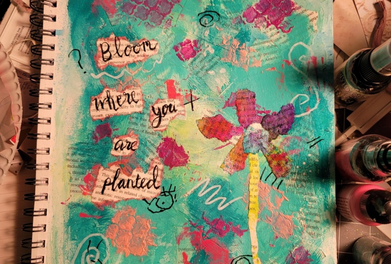 Bloom and beautiful