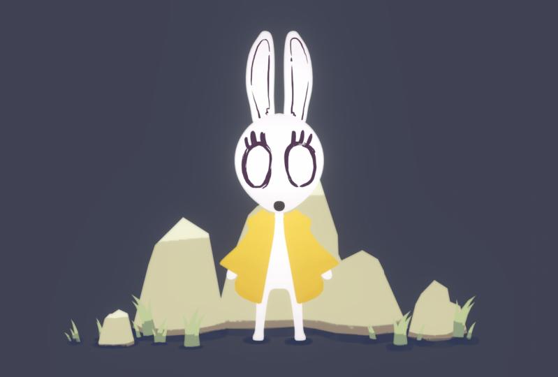 Creepy Bunny