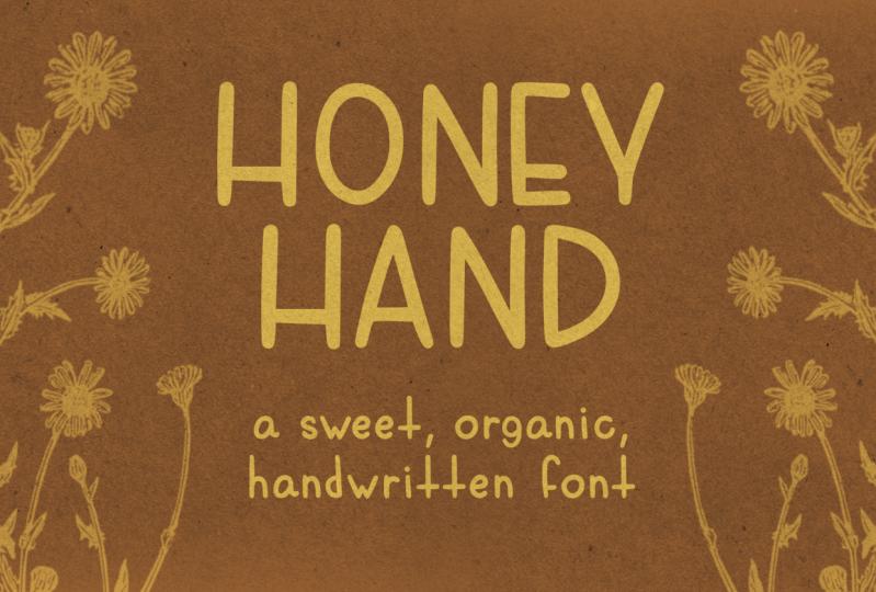 Honey Hand