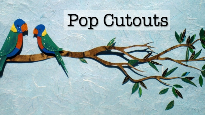 Popcutouts Portfolio Site