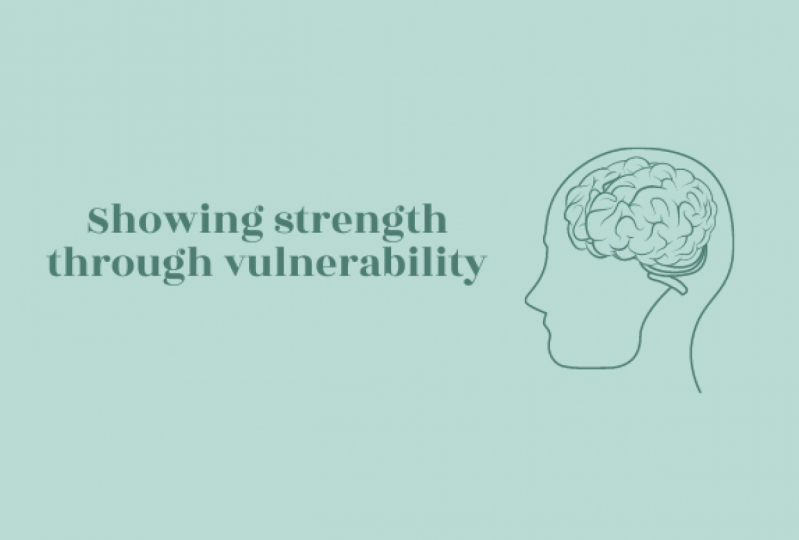Showing Strength Through Vulnerability