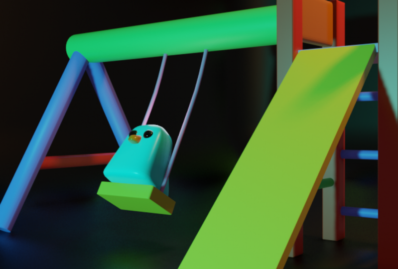 Animation in Blender.Swing.