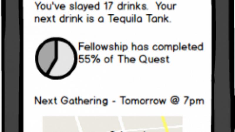 Holy Pub Quest
