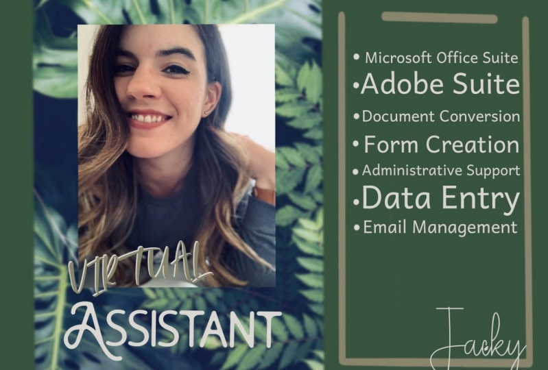 Virtual Assistant Gig