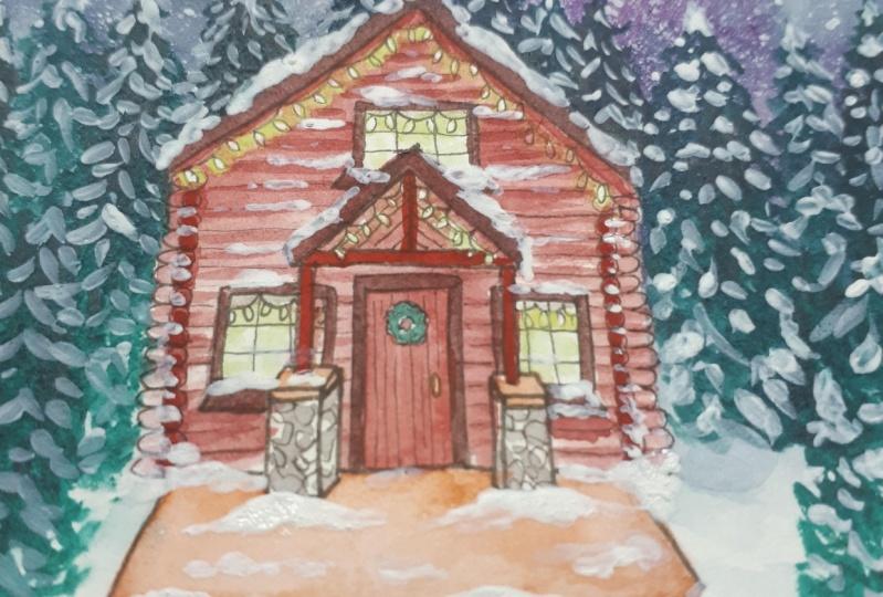 My cozy little cabin