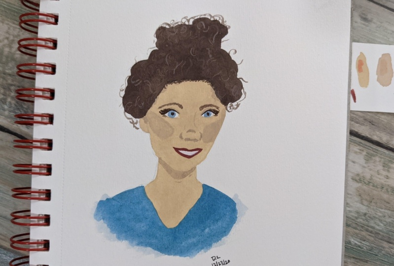 Self Portrait!