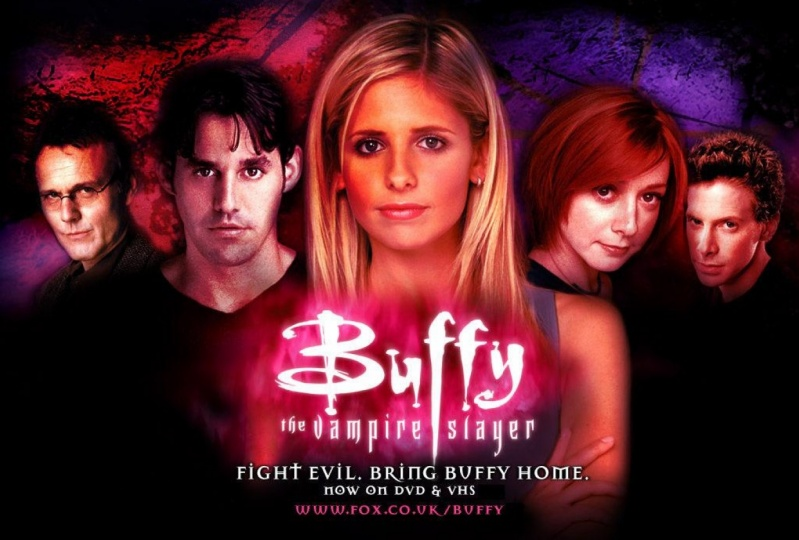 Buffy Summers from Buffy The Vampire Slayer (INFP)