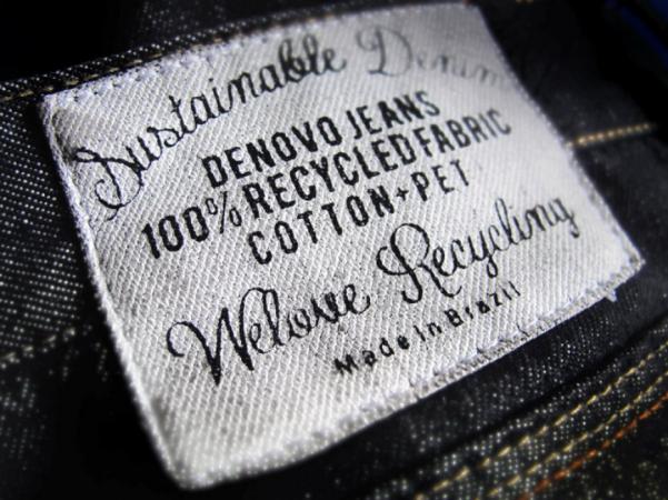 Sustainable Brazilian Jeans