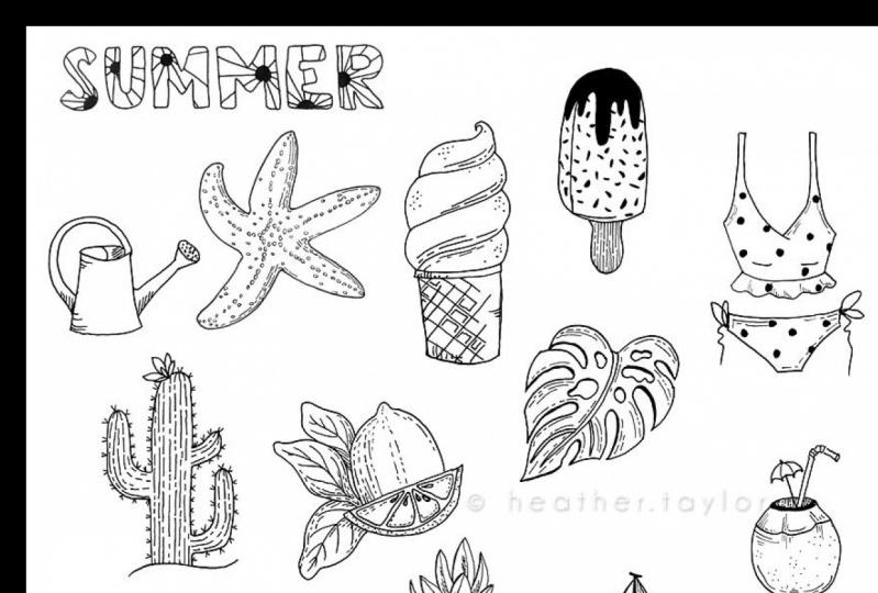 50-ish Doodles