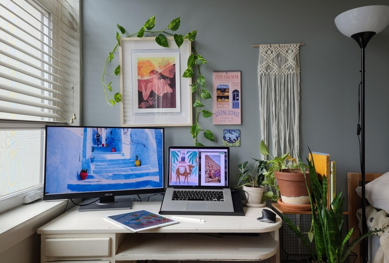 Workspace Setup!