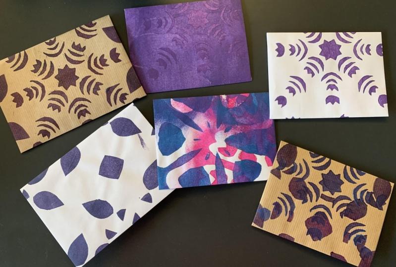 Selfmade Envelopes
