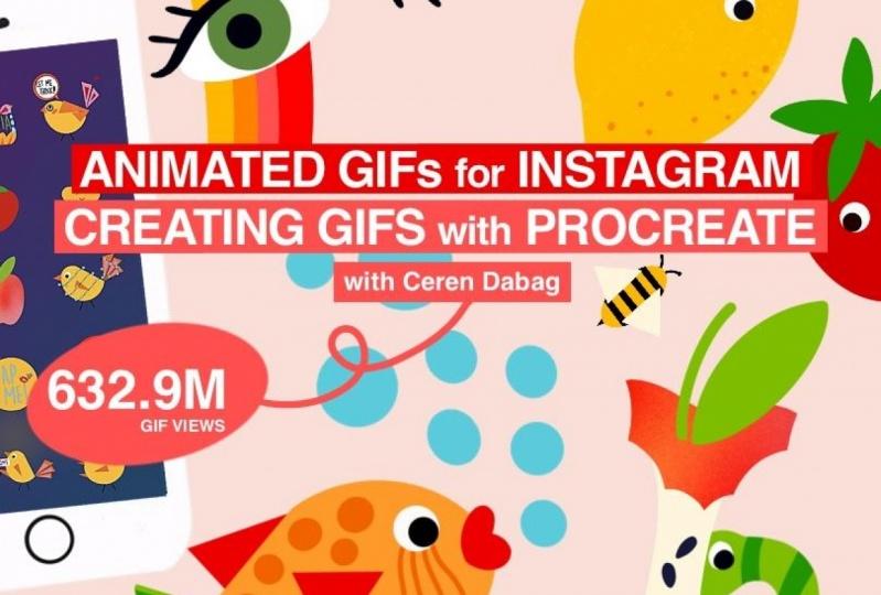 GIFs for Instagram Stories