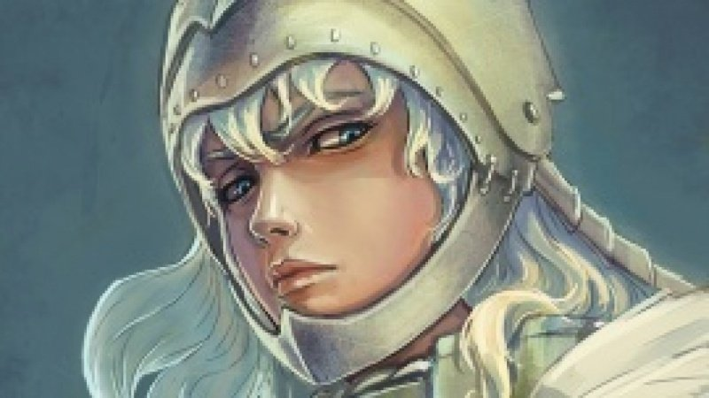 Griffith Fanart- Grayscale to Color
