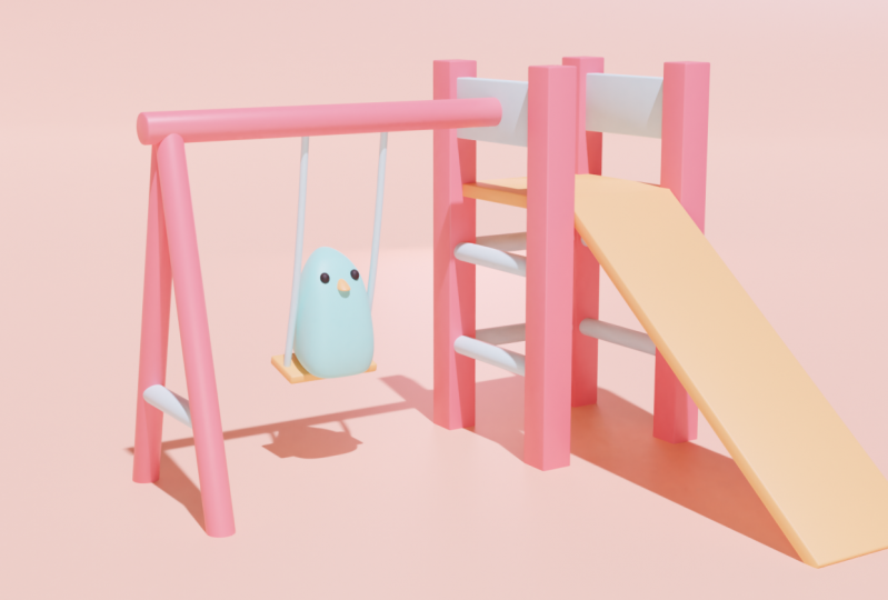Swingin' Bird