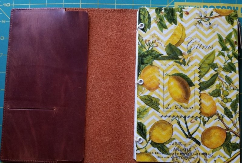 Love making these sketchbooks!