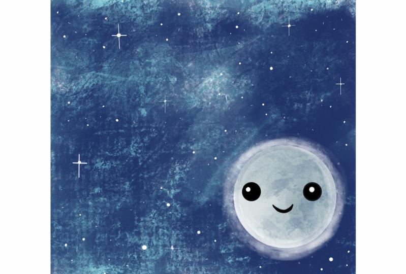Moon & Sky