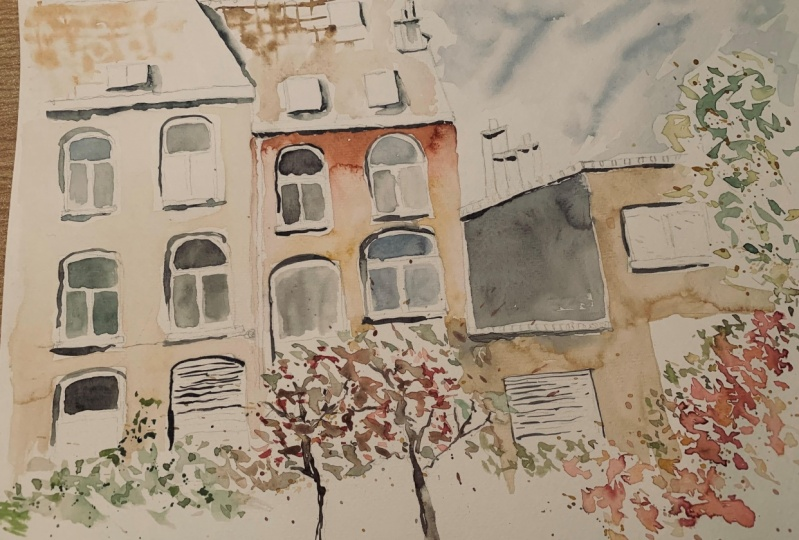 Houses with Barbara Luel
