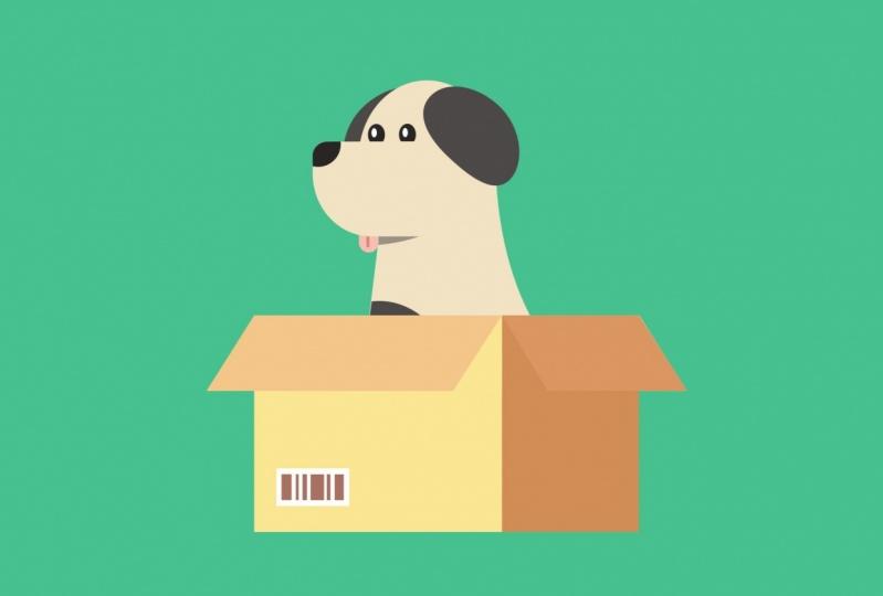 Animated Dog