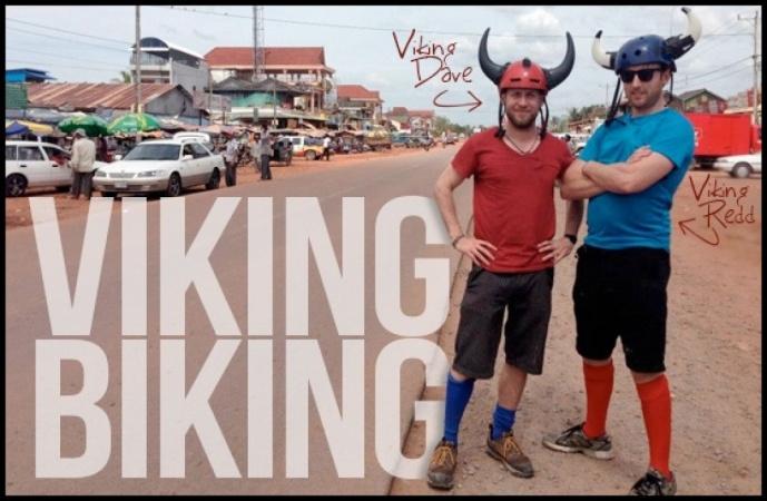Viking Biking - Documentaries Around The World ... As Vikings
