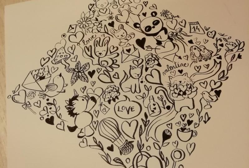 My Valentine's pattern