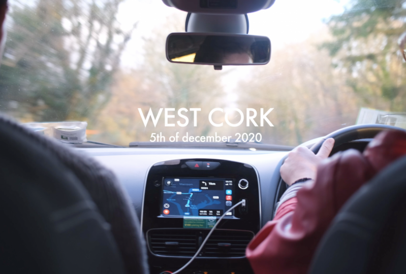 West Cork Tiny Mini RoadTrip / Documenting my life
